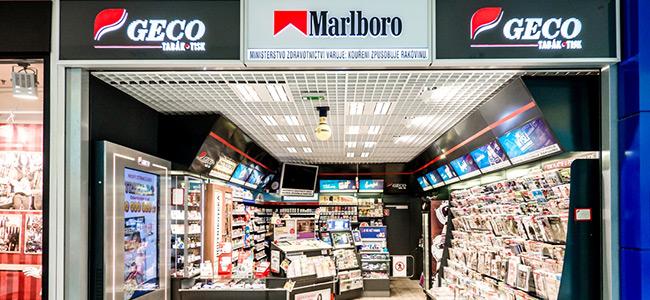Prodejny GECO a půjčka Zaplo